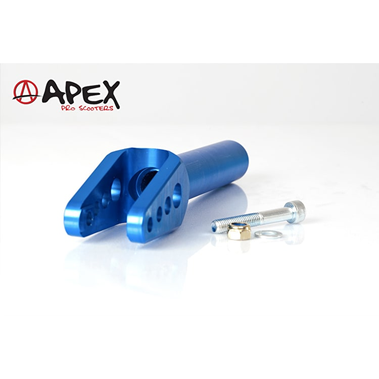 APEX Pro Infinity Scooter Fork - Blue
